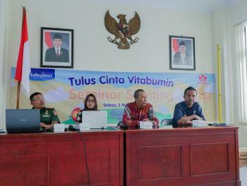 Seminar Stunting Di Kecamatan Wirobrajan Yogyakarta
