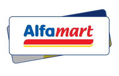 E-voucher Alfamart