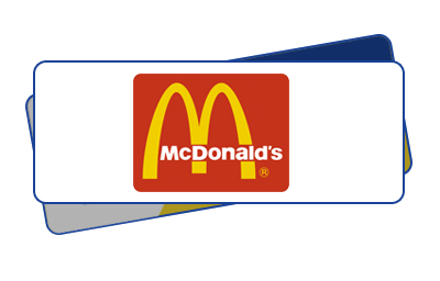 Voucher Makan Mc Donald