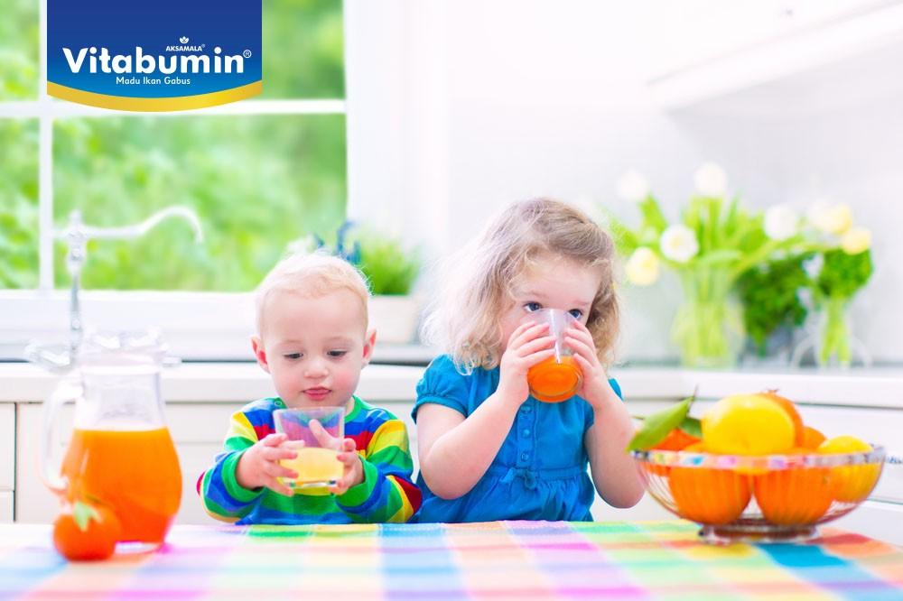 Vitabumin Adalah Multivitamin Anak Lengkap Untuk Tumbuh Kembang