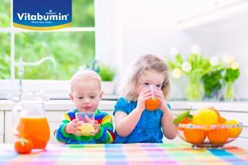 Multivitamin Anak Lengkap Untuk Tumbuh Kembang