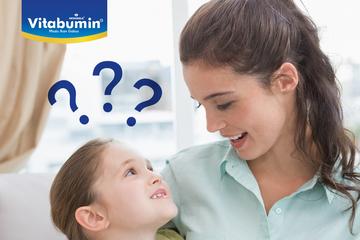 Tips Menjawab Pertanyaan Anak