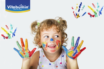 Memperkenalkan Warna Pada Si Kecil Ternyata Ada Tahapannya Loh Bunda! Ikuti Tips Berikut Agar Si Kecil Tidak Kesulitan Memahami Warna!