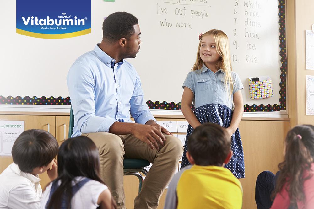 Cara Mendidik Anak Agar Tumbuh Percaya Diri