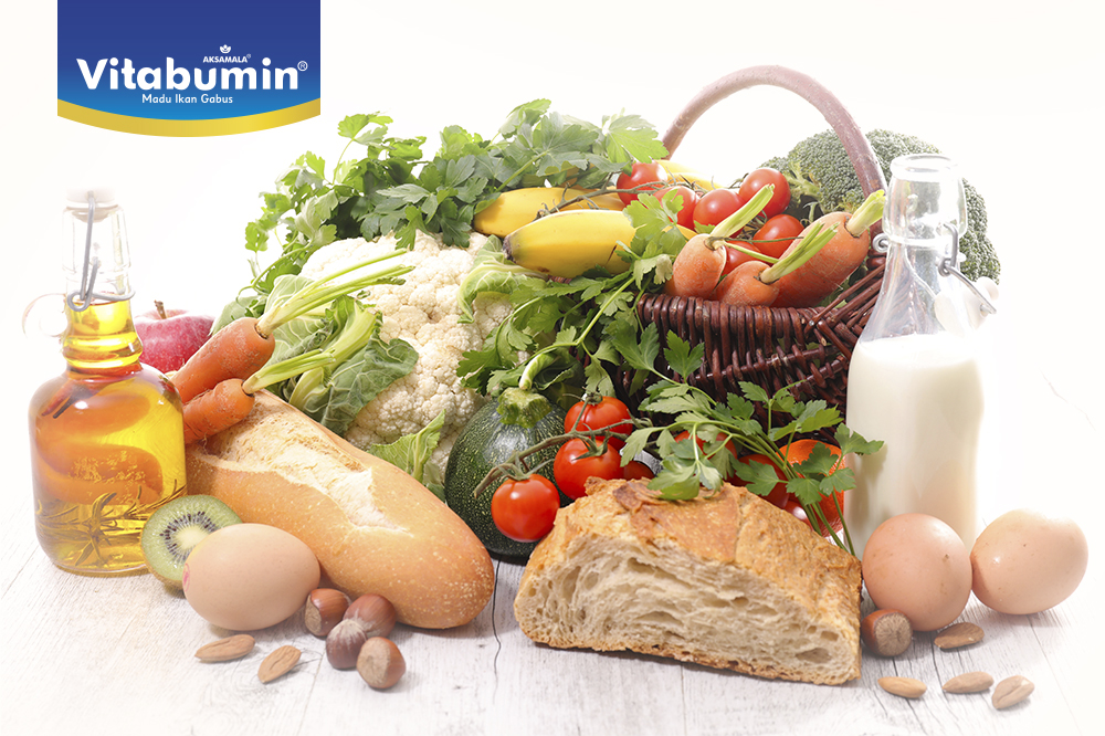Makanan Sehat Yang Mengandung Vitamin Untuk Daya Tahan Tubuh Anak