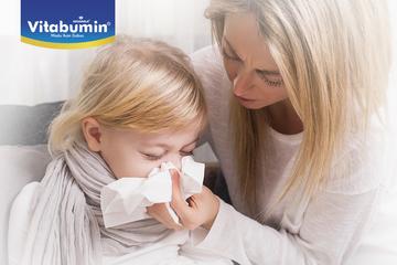 Flu dan Anak: Pedoman untuk Bunda Ketika Anak terkena Flu