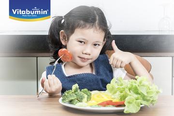 Tips Agar Anak Mau Konsumsi Makanan Sehat