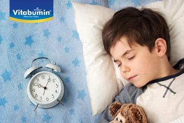 Berapa Lama Waktu Tidur Yang Ideal Untuk Si Kecil?