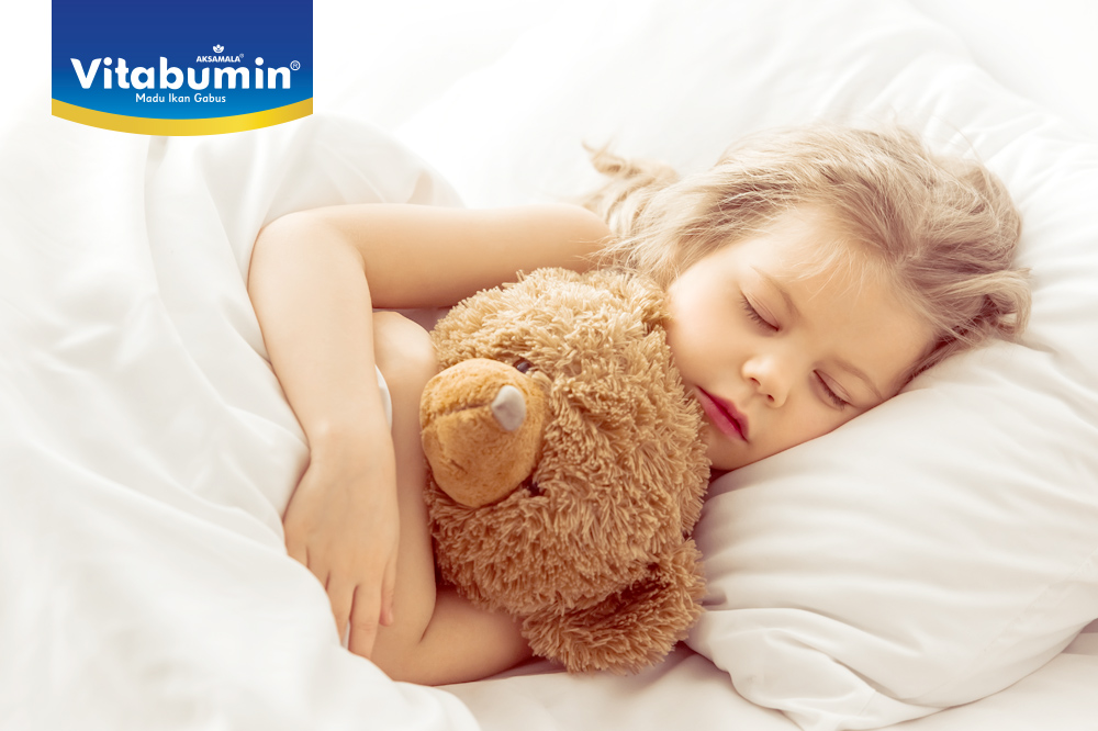 Pentingkah Tidur Siang untuk Anak ?