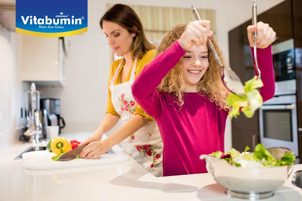 Jenis-Jenis Makanan Sehat Buat Anak