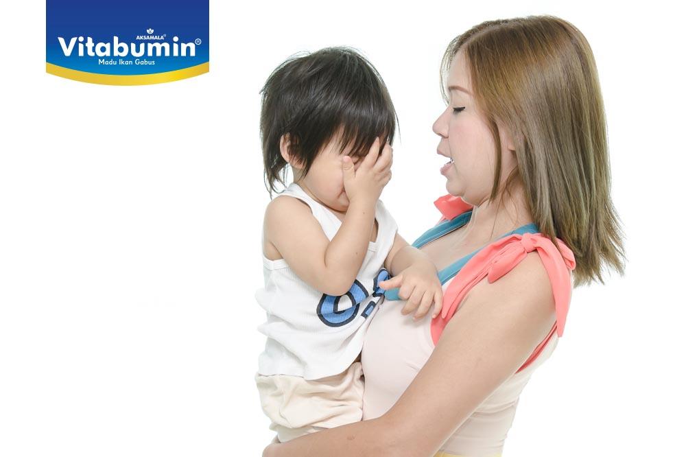 10 Cara Menghadapi Anak Tantrum