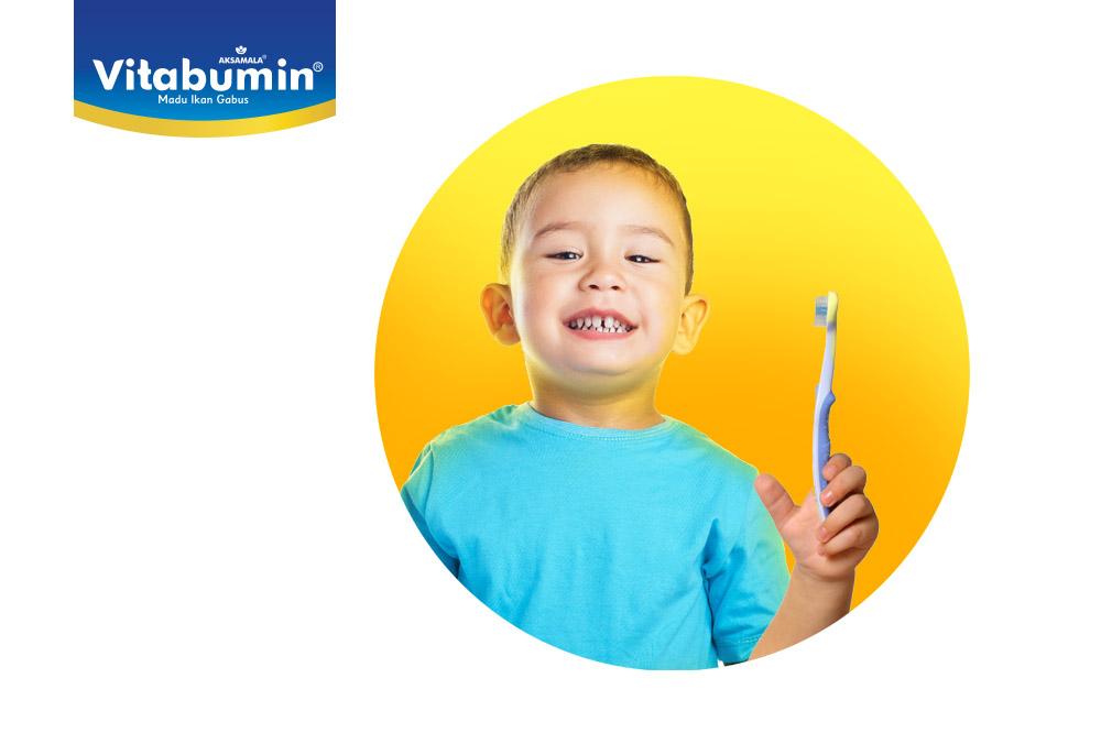Menjaga Kesehatan Gigi Dan Mulut Si Kecil
