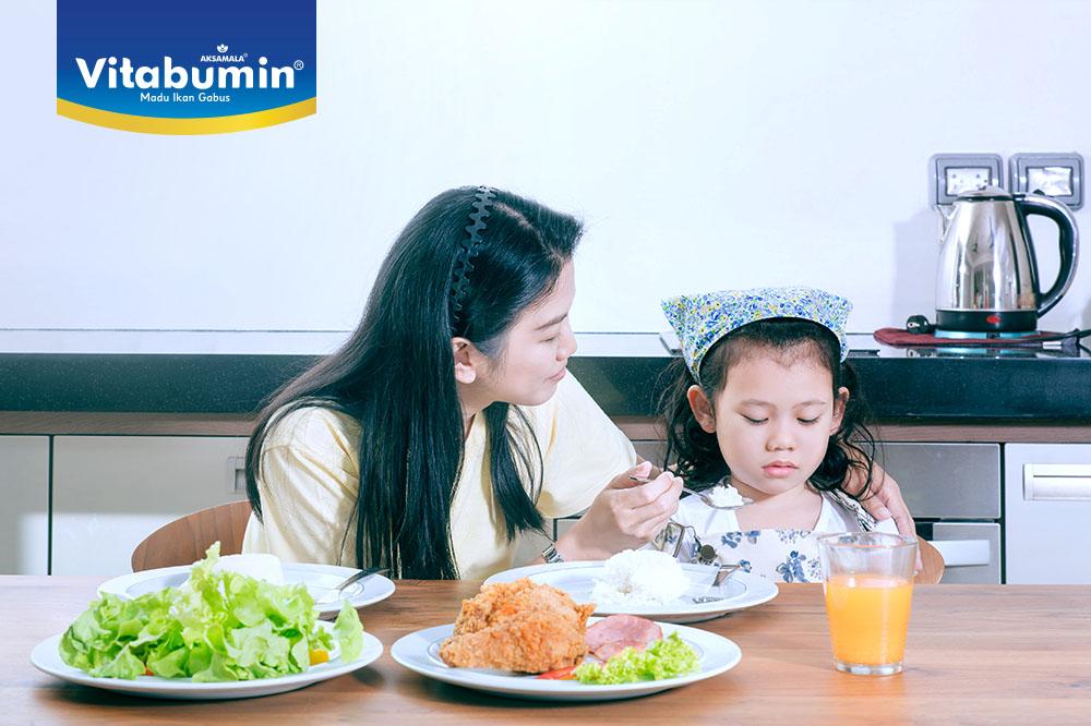 Si Kecil Susah Makan, Bisa Jadi 4 Penyakit Ini Penyebabnya